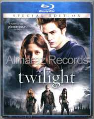 Crepusculo Blu-Ray