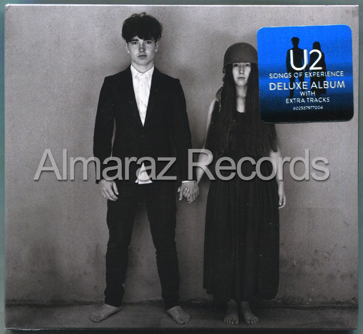 U2 Songs Of Experience Deluxe CD
