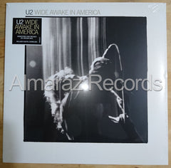 U2 Wide Awake In America Vinyl LP