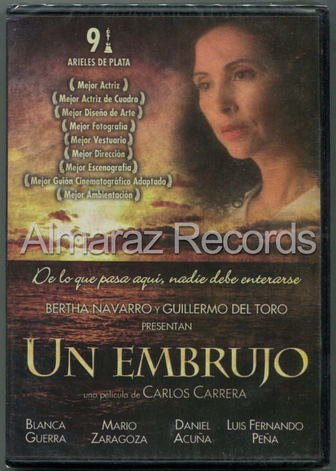Un Embrujo DVD