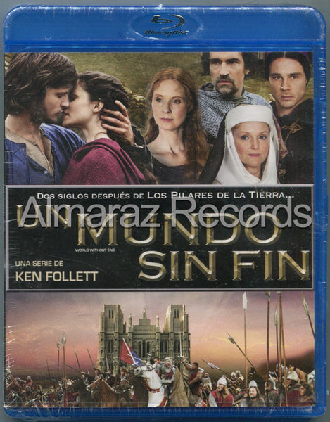 Un Mundo Sin Fin 2Blu-Ray - World Without End
