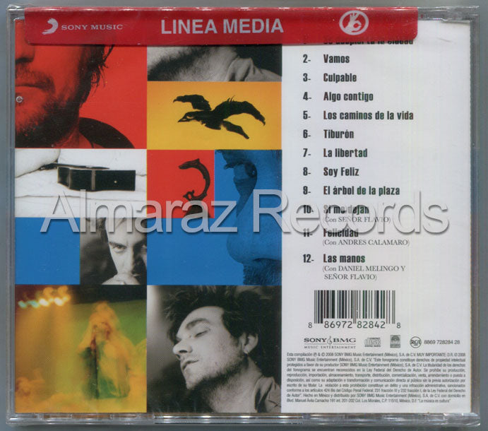 Vicentico Grandes Exitos CD