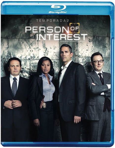 Vigilados Person Of Interest Temporada 2 4Blu-Ray - Almaraz Records | Tienda de Discos y Películas