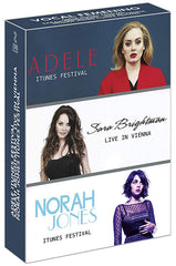 Vocal Femenino 3DVD