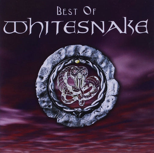 Whitesnake Best Of Whitesnake CD - Almaraz Records | Tienda de Discos y Películas
