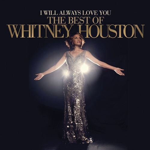 Whitney Houston I Will Always Love You The Best Of 2CD - Almaraz Records | Tienda de Discos y Películas