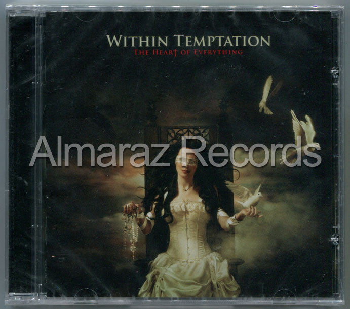 Within Temptation The Heart Of Everything CD - Almaraz Records | Tienda de Discos y Películas  - 1