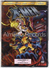X-Men Vol. 3 DVD
