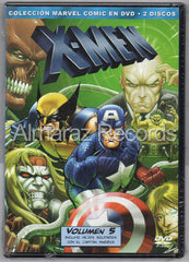 X-Men Vol. 5 DVD