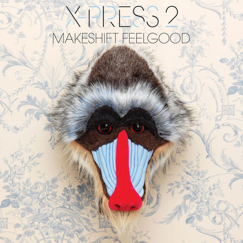 X-Press 2 Makeshift Feelgood CD - Almaraz Records | Tienda de Discos y Películas