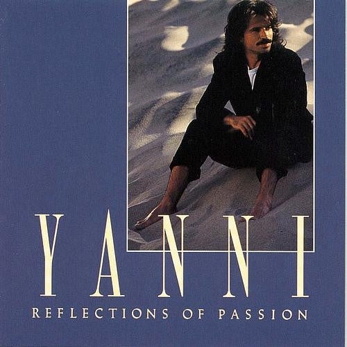 Yanni Reflections Of Passion CD - Almaraz Records | Tienda de Discos y Películas
