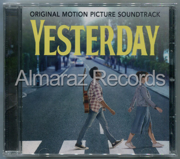 Himesh Patel Yesterday CD Soundtrack
