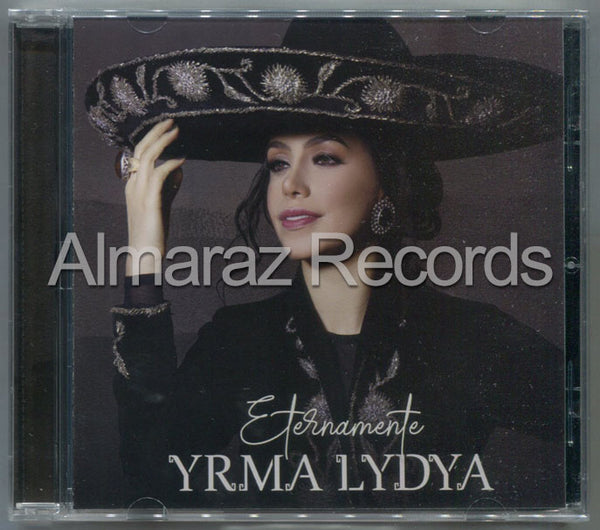Yrma Lydya Eternamente CD
