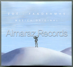 Zoe Panoramas CD+DVD