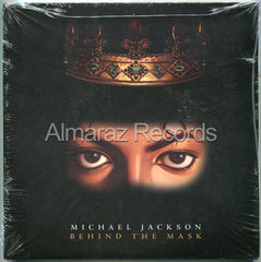 "Michael Jackson Behind The Mask Vinyl Single 7"" - Almaraz Records 