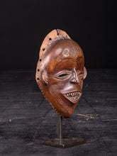 "Lade das Bild in den Galerie-Viewer, Lovale People, Zambia. Female Mask ""Mwana Pwevo""."