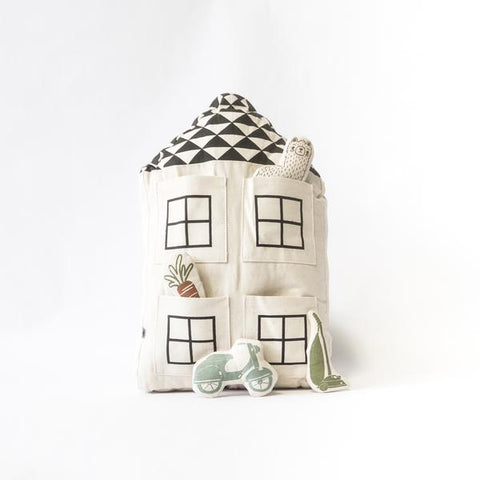 Play House Pillow