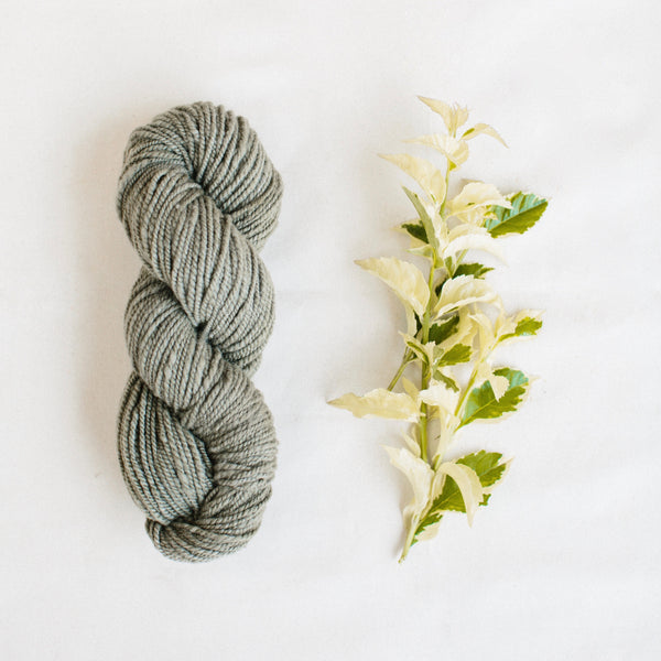 Organic Merino Wool Yarn - Topiary