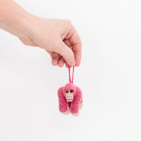 Vivi Mountain Gorilla Ornament