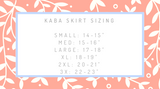 Kaba Skirt - Passion Fruit