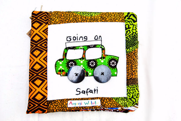 Going on Safari Book