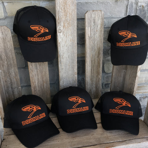 Augusta Orioles - Trucker Hat - Embroidery