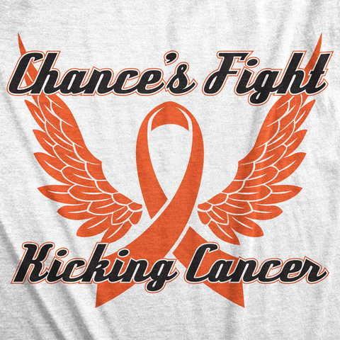 Chance's Fight - Kicking Cancer