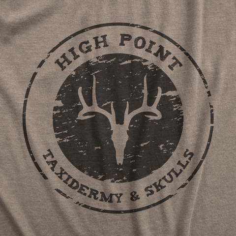 High Point Taxidermy & Skulls
