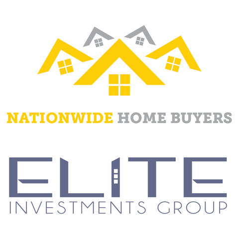 Nationwide Home Buyers & Elite Investments Group - Logo Design/Branding