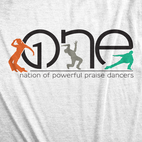 One Nation of Powerful Praise Dancers