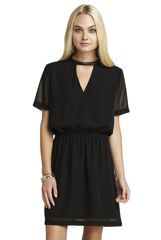 BCBGeneration Cutout Sheer