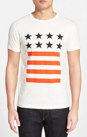 French Connection Stars & Stripes Shirt
