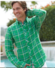 Georg Roth Green Shirt