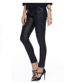 Tart Collection Ezra Pant Black