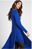 BCBGeneration Double Layer Long-Sleeve Dress