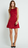 BCBGeneration - Suede Skater Dress