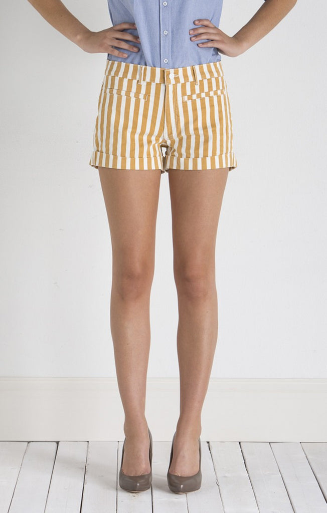 Henry & Belle Striped Shorts