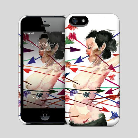 No Matter How Hard I Try I Still Can't Give You What You Want iPhone Case