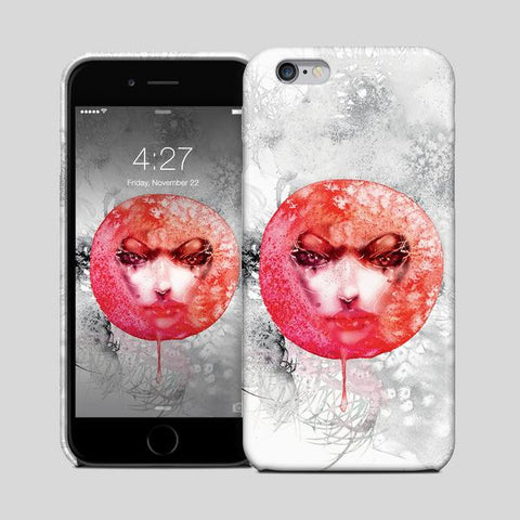 Rizing Eyez iPhone Case