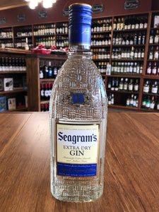 Gin, Seagram's Extra Dry