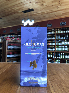 Scotch, Kilchoman Sanaig Single Malt