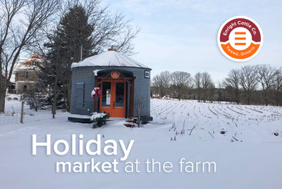 2nd Annual Holiday Market at the Farm
