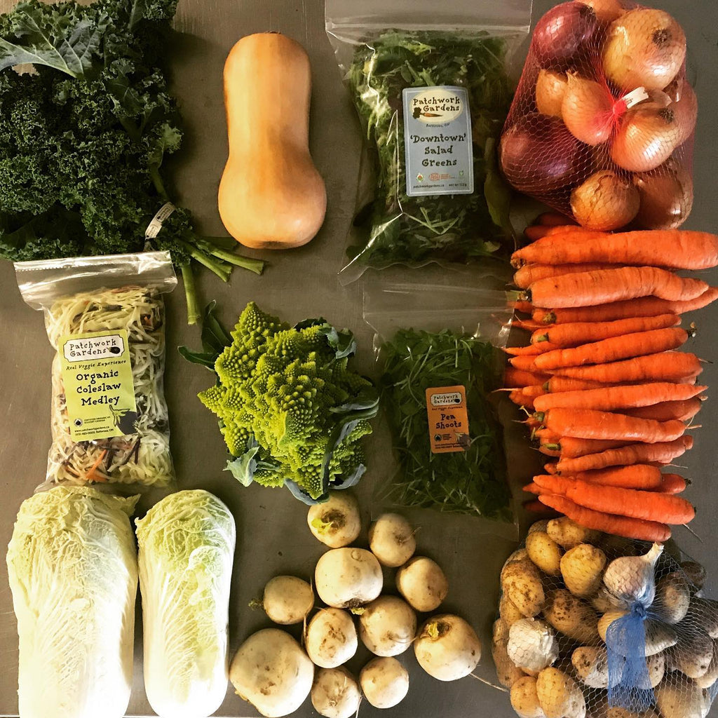 Local Farmers Band Together for Healthy Eating Despite COVID-19