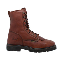 "Men's 9"" Chestnut Packer - 1180 - Shop Genuine Leather men & women's boots online 