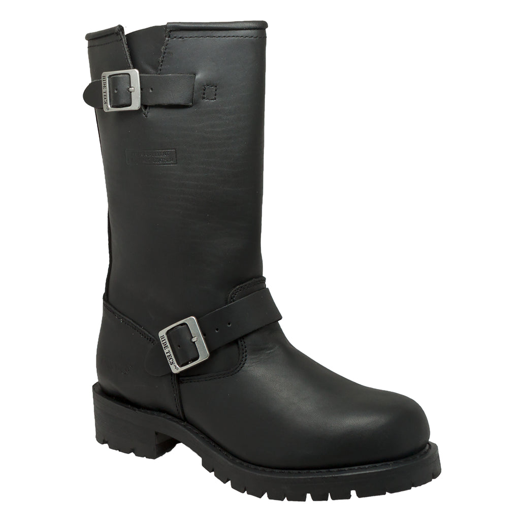 "1440 Men's 13"" Black Engineer Boot"