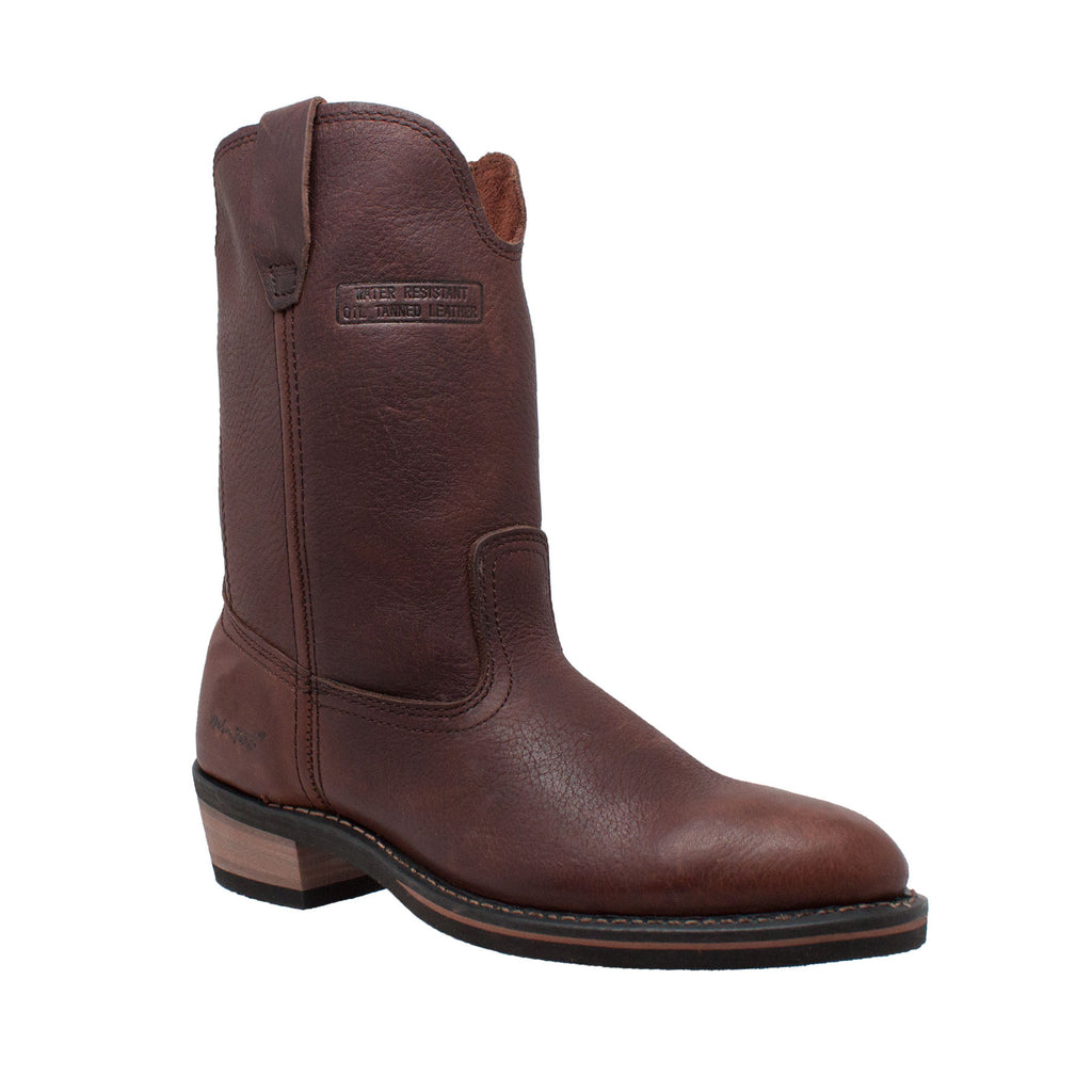"1552 Men's 12"" Reddish Ranch Wellington"