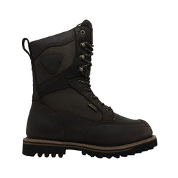 "Men's 11"" Dark Brown Cordura - 1614 - Shop Genuine Leather men & women's boots online 