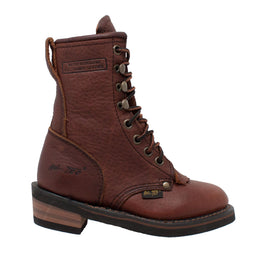 Children's Chestnut Packer - 4173 - Shop Genuine Leather men & women's boots online | AdTecFootWear