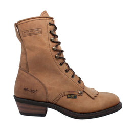 "Men's 9"" Tan Packer - 9224 - Shop Genuine Leather men & women's boots online 