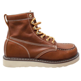 "Men's 6"" Farm Boot - 9238 - Shop Genuine Leather men & women's boots online 